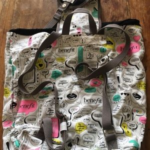 Benefit Bags - Benefit Backpack